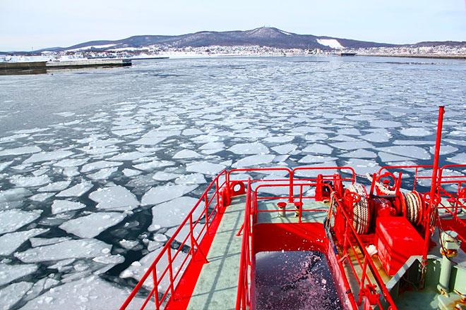 流氷バスツアー2020